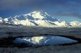 Mount McKinley - nejvyšší hora Severní Ameriky