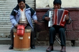 muzikanti z Potosí; musicians of Potosí