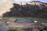 Inkovo jezírko; lake of Inca