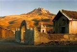 kostelík na Altiplanu; a chapel of Altiplano