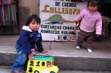 děti La Pazu; childern of La Paz