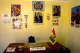 Vítejte v Bolívii; welcome to Bolivia