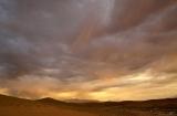 večer na Altiplanu; the evening on Altiplano