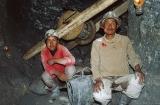 horníci z Potosí; miner from Potosí