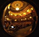 Přednáška v Táboře, v divadle Oskara Nedbala