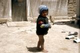 chlapec z Altiplana; a boy from Altiplano