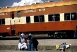 bolivijská železnice; railways of Bolivia
